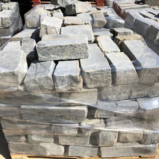 Mauersteine - Sandstein Antik Grau