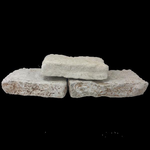 Mauersteine - Italia Weiß