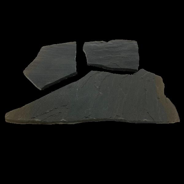 Polygonalplatten - Sandstein Grau