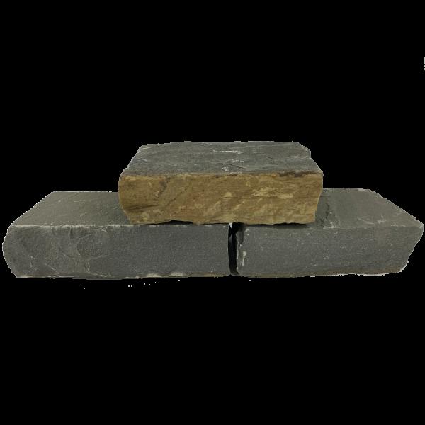 Mauersteine - Sandstein Grau