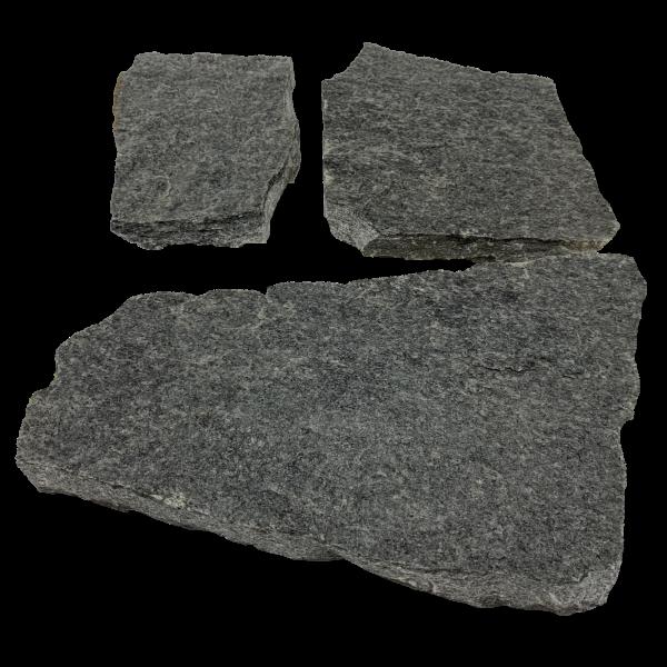 Polygonalplatte - Quarzit Pearl Grey