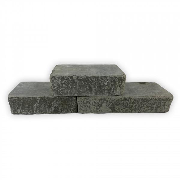 Mauersteine - Sandstein Antik Grau FLx 20 x10 cm